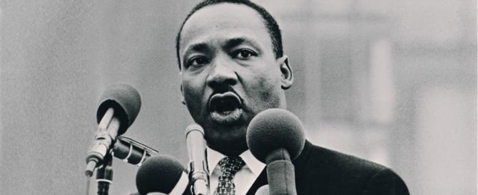 Martin Luther King tra sesso e amanti famose: lo rivelano le carte dell'Fbi
