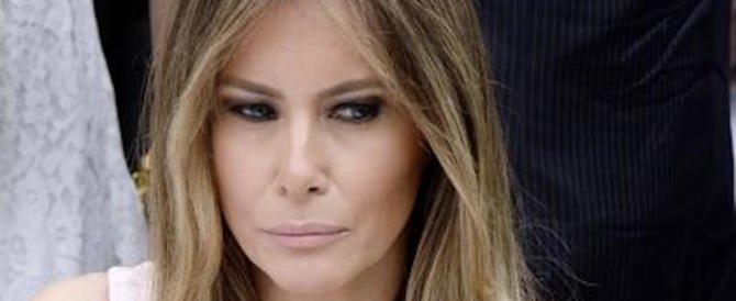 Melania Trump, la first lady non ama la Casa Bianca. Un'amica conferma