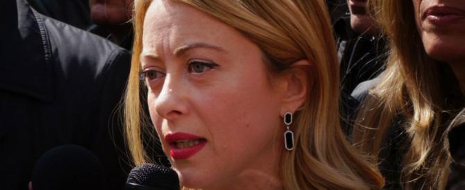 Giorgia Meloni:  «In Sicilia e altrove i cittadini chiedono candidature di identità»