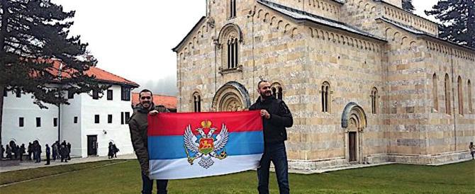 Kosovo, prove tecniche di difesa dei monasteri ortodossi dai musulmani