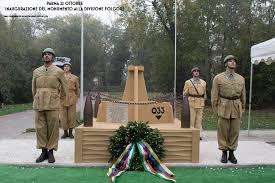 Vandalismo antifascista a Parma, devastato il monumento ai caduti della Folgore