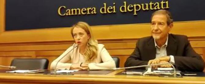 Giorgia Meloni: «La Sicilia è solo l'inizio, vince chi è coerente e onesto»