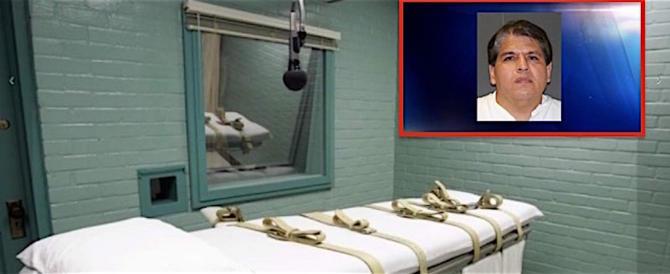 Texas, giustiziato Cardenas, il rapitore e stupratore della cugina 15enne