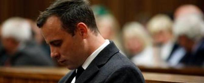 Pistorius condannato a 13 anni e mezzo: pena raddoppiata
