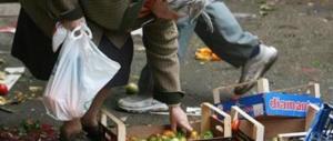 In Italia sempre più persone in povertà assoluta: nel 2017 arrivate a 5 milioni