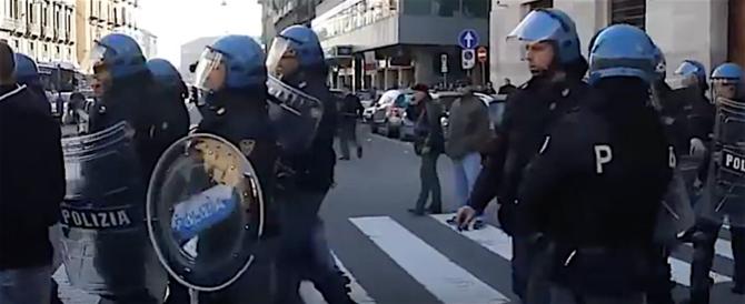 Firenze, Fratelli d'Italia: rimandare in Africa chi viola le leggi e dare le case agli italiani