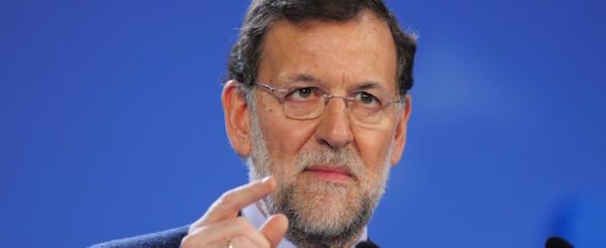 Rajoy: Puigdemont non può essere eletto a distanza. Rientri in Spagna