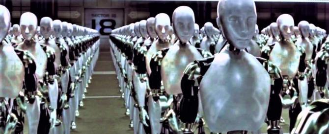 Cesena, prende corpo l'incubo di Asimov: la città invasa dai robot