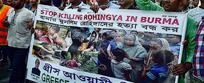 Diktat del regime rosso di Myanmar al Papa: non nomini i rohingya