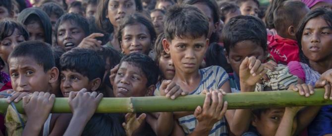 Pressing sul Papa anche dall'Onu: non parlare della presecuzione ai Rohingya