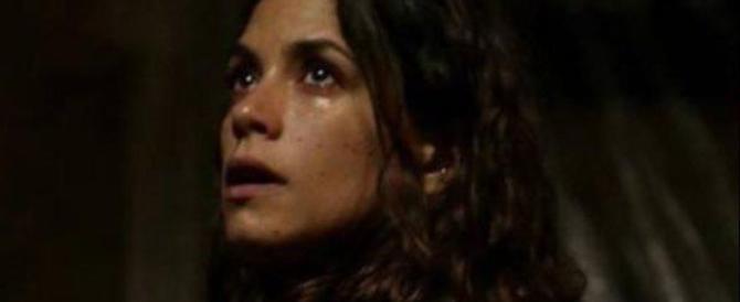 """""""Rosy Abate"""", nella fiction un numero di telefono vero: coppia minacciata di morte"""