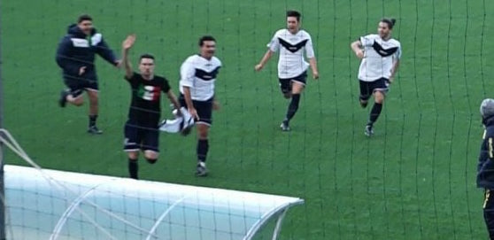 Marzabotto, saluto romano: il calciatore si pente ma è stato già sospeso (video)