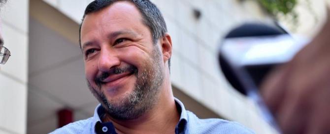 Salvini frena su Tajani premier: «So che Berlusconi ha altre due sorprese…»