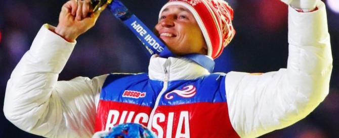 L'ira di Putin: squalificano i nostri atleti alle Olimpiadi per motivi politici