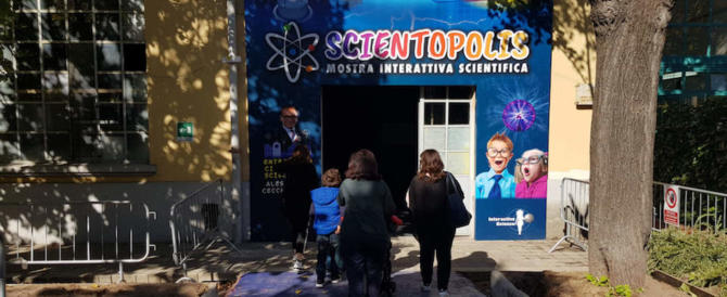 Baby vandali in azione a Scientopolis: non c'è pace per il Guido Reni District