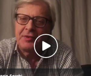 """La verità di Sgarbi su Riina: """"Forse non è morto se lo Stato lo teme…"""" (video)"""