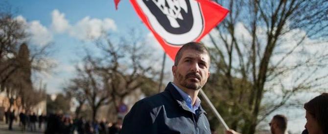 CasaPound denuncia: un nostro militante in codice rosso a Livorno