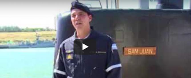 Il mistero del sottomarino argentino scomparso nell'Atlantico (video)