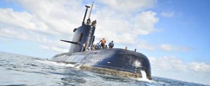 L'Argentina chiede aiuto per ritrovare il sottomarino San Juan: offre 4 milioni