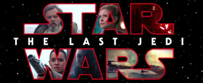 Ecco il trailer del nuovo Star Wars: il colpo di scena è clamoroso (video)