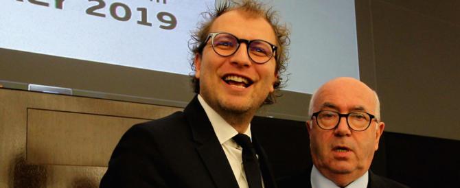 """Tavecchio, addio al veleno: """"Io vittima di sciacallaggio politico"""". E pensa a Renzi"""