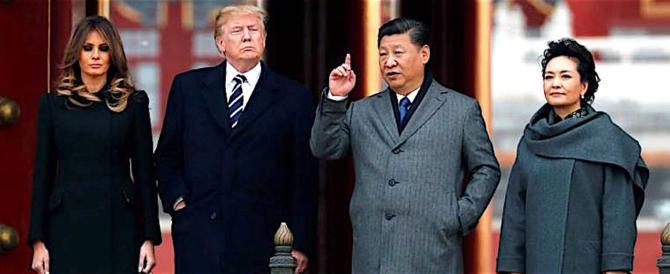 """""""Grazie, Xi"""": stipulati accordi per oltre 9 miliardi di dollari tra Usa e Cina"""