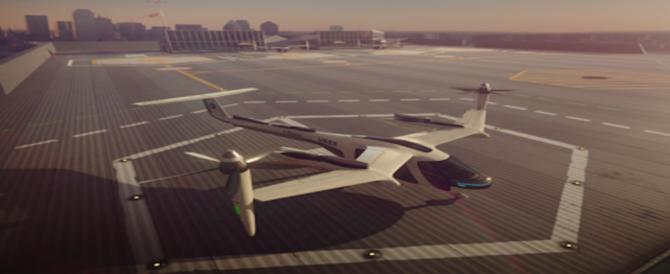 Uber annuncia: nel 2020 a Los Angeles arriveranno i taxi volanti