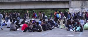 """Ventimiglia ostaggio dei migranti. Il sindaco Pd: """"Altro che profughi, sono criminali"""""""