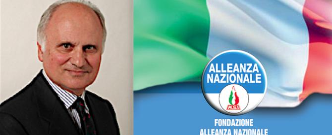 È Giuseppe Valentino il neo presidente della Fondazione Alleanza Nazionale
