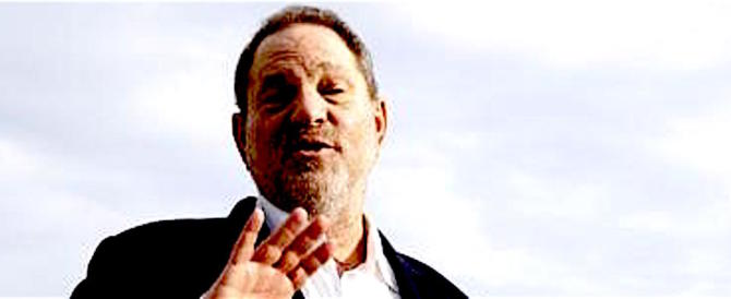 "Molestie, Weinstein arruola un ""pool"" per difendersi dalle numerose accuse"