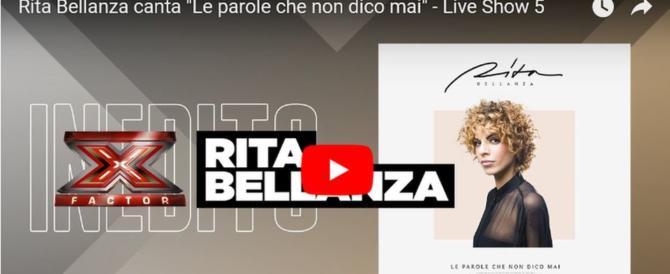 X Factor, l'inedito riscatta Rita Bellanza. E scoppia la lite Fedez-Agnelli (video)