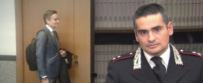 Consip, sospesi dal servizio Scafarto e Sessa: cancellarono Whatsapp