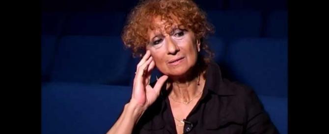 Anna Mazzamauro scagiona Brignano: «Non è stato lui a picchiarmi»