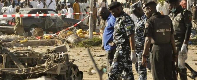 Nigeria, due donne kamikaze provocano 13 morti in un mercato