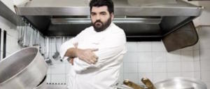 """I Nas nel ristorante di Cannavacciuolo. La """"cucina da incubo"""" è la sua…"""