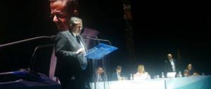 Paolo Capone al congresso di FdI: «L'Ugl come base sociale del centrodestra»