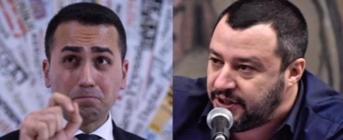 """Da Lucia Annunziata arriva Salvini e Di Maio scappa: """"Vi saluto…"""""""