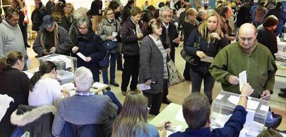 Catalogna, exit poll: indipendentisti in vantaggio. Ma la maggioranza è incerta