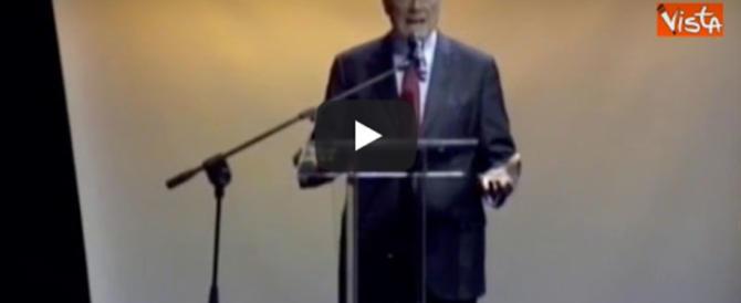 """La sinistra incorona Grasso: """"Libertà e accoglienza per tutti"""" (video)"""