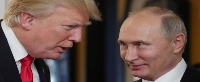 Usa-Russia, gli auguri di Putin a Trump nel segno di dialogo e distensione