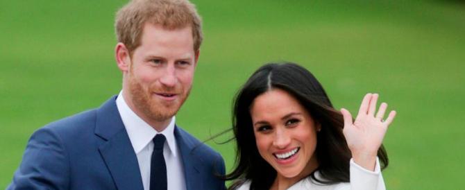 Nozze a Buckingham Palace: Harry e Megan sposi il 19 maggio