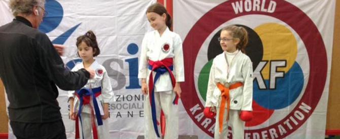Successo per il 15° Campionato nazionale Asi Karate a Noale
