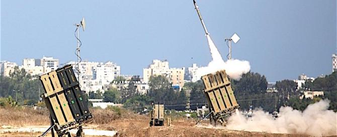Non si ferma la guerra sorda tra Israele e Hamas: razzi e rappresaglie