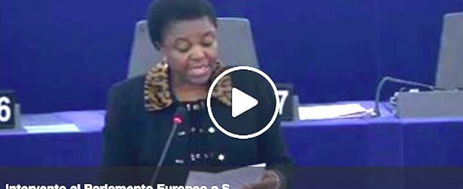 Rispunta la Kyenge: «Vietare tutti i fascismi e approvare subito lo Ius Soli» (video)