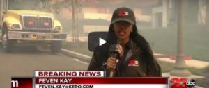 Apocalisse California, ancora incendi: 1 morto e 150 edifici distrutti. Paura per Los Angeles (VIDEO)