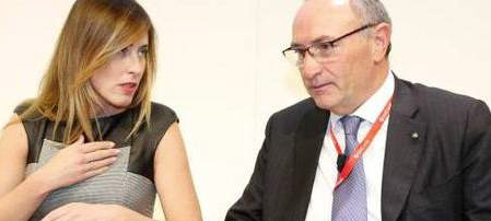 Banche, l'opposizione prepara una relazione per inchiodare il Pd e Maria Elena