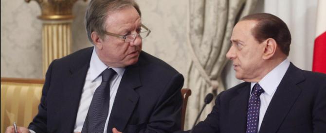 Matteoli, il dolore di Berlusconi: «Era un amico, è stato uno dei miei migliori ministri»