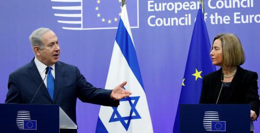 Gerusalemme, Netanyahu: «L'Europa segua Trump». Ma l'Ue risponde picche
