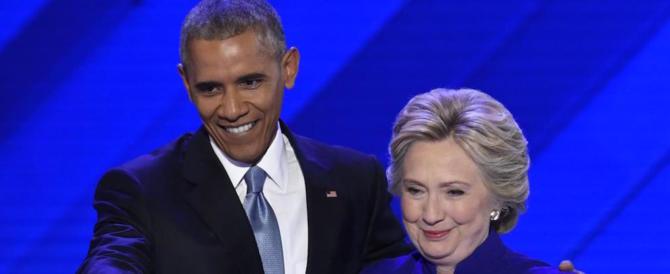Russiagate? E quando Obama e la Clinton interferivano in favore del Pd?