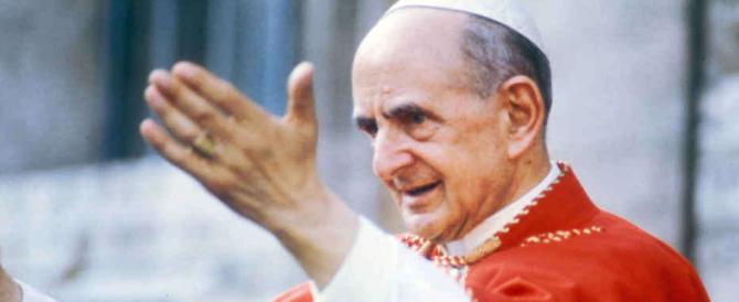 Paolo VI sarà santo: ecco il miracolo che la Chiesa gli attribuisce